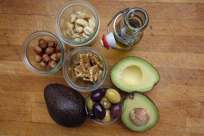 nutrients sources