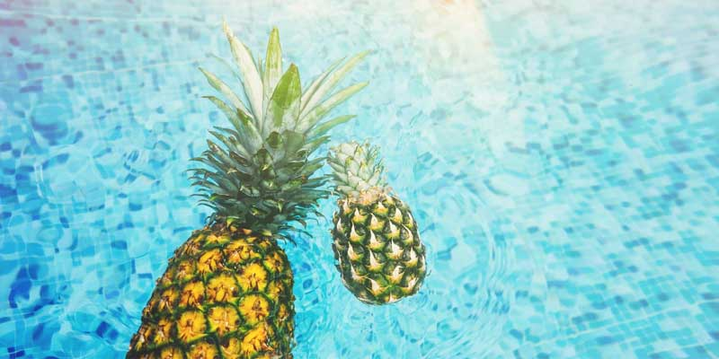 what are the benefits of a pineapple