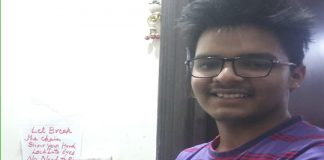 Delhi boy develops touch-free doorbell