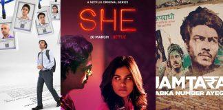 Indian webseries 2020