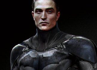 Robert Pattison Batman