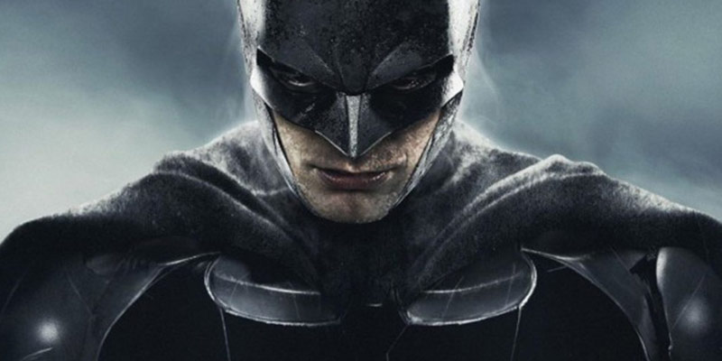 Robert Pattison as Batman
