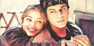 SRK Aishwarya In Josh