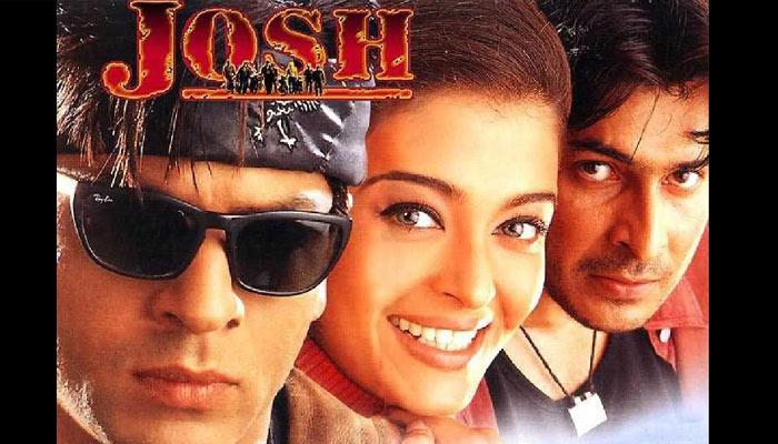 SRK in Josh