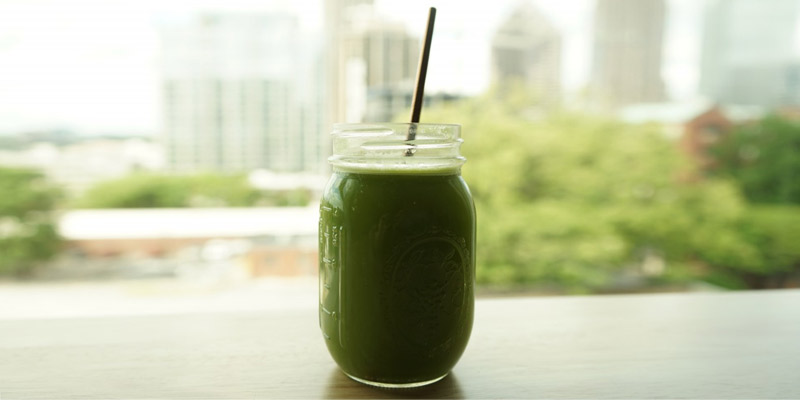 Spinach Smoothie Recipe | Spinach Delight