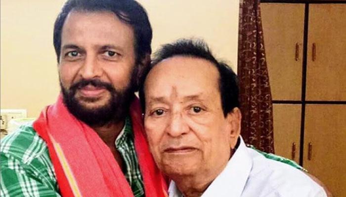 Sunil Lahiri and Arvind Trivedi
