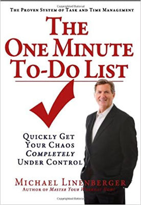 The last minute to do list