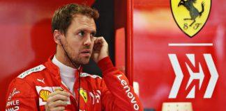 Vettel's future at Ferrari