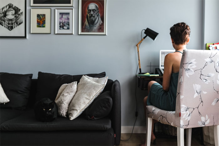 Work from home tips