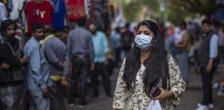 surge in Coronavirus cases in India