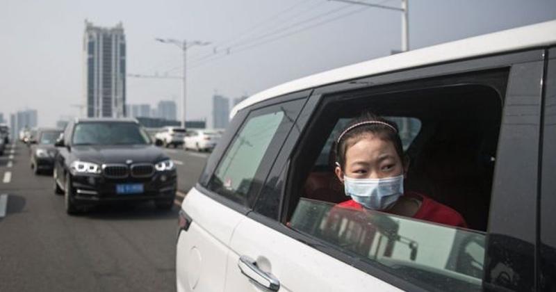 Antivirus Car China