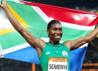 Athletes of South Africa During The Coronavirus Lockdown