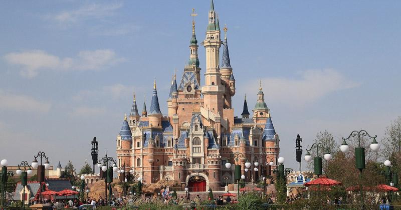 China Disneyland