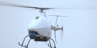 China chopper drone in India