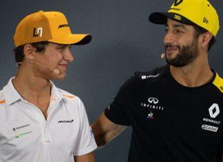 Daniel Ricciardo to McLaren and Carlos Sainz to Ferrari-