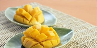 Different types of mango