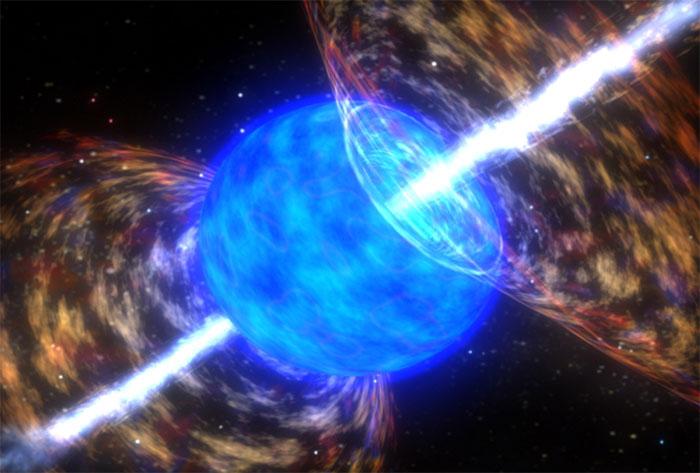 Gamma ray flash