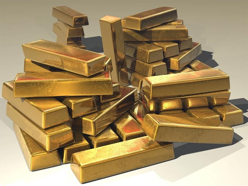 How gold formed