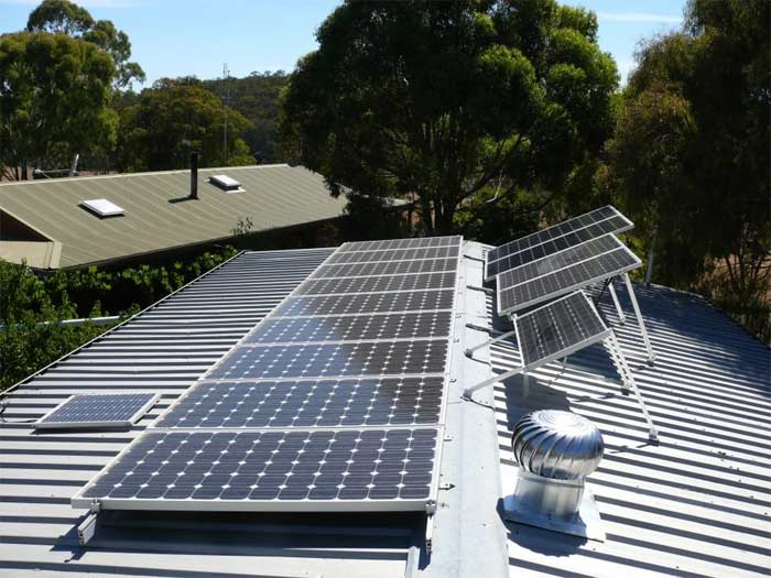 How solar cell work