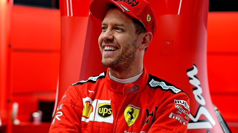 Is Sebastian Vettel being linked to Aston Martin F1?