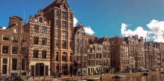 Lockdown in Amsterdam