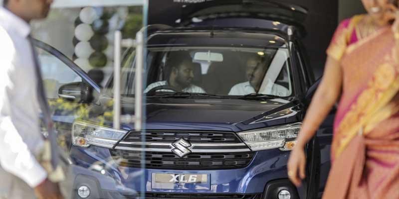 Maruti Cars Home Delivery
