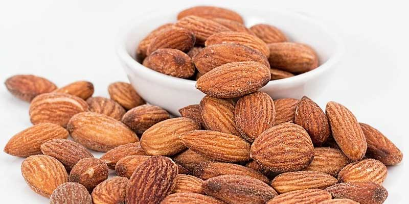 Nuts as Healthy Fats | Almonds