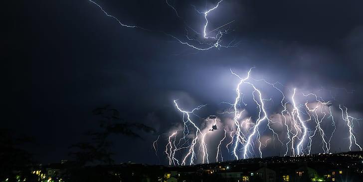 Reason behind thunder in thunderstorm