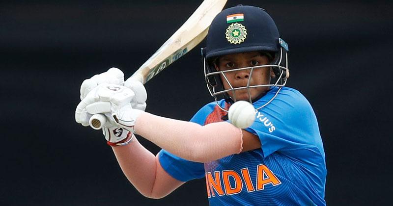 Shafali Verma woman cricketer
