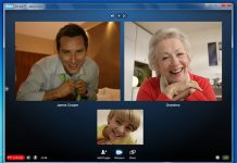Simple tools for video calling and confrencing