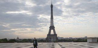 lockdown in France