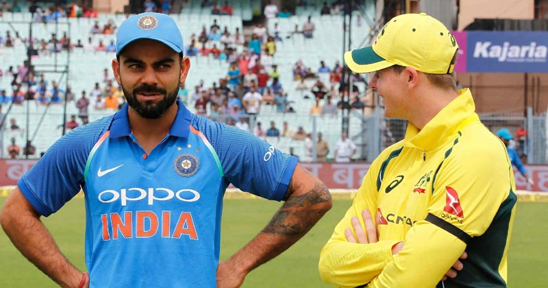 Aaron Finch Picks The Better ODI And Test Batsman Between Smith And Kohli