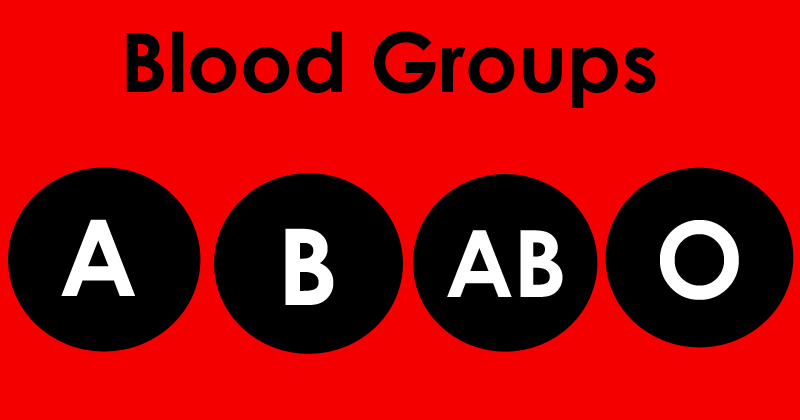 Blood Groups | Most Common Blood Groups In India
