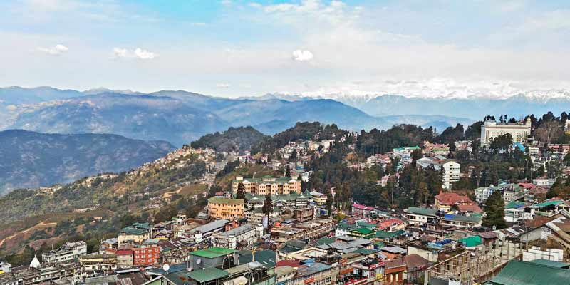 Darjeeling | best babymoon destinations in India