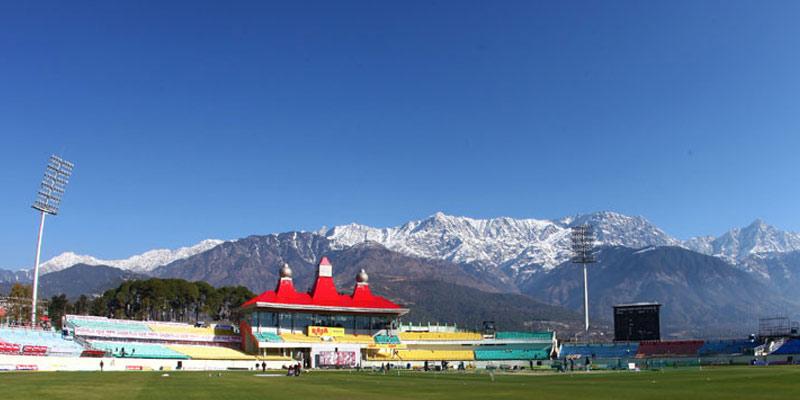 Dharamshala Cricket Stadium | babymoon Destinations Dharamshala