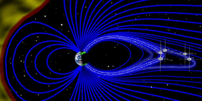 Earth Magnetic Field Reversal