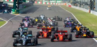 F1 cancels Japanese, Azerbaijan, Singapore