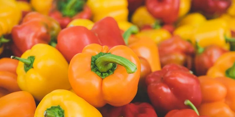 Healthy Bell Peppers