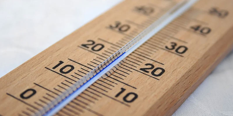 How Feel Like Temperature Is Determined