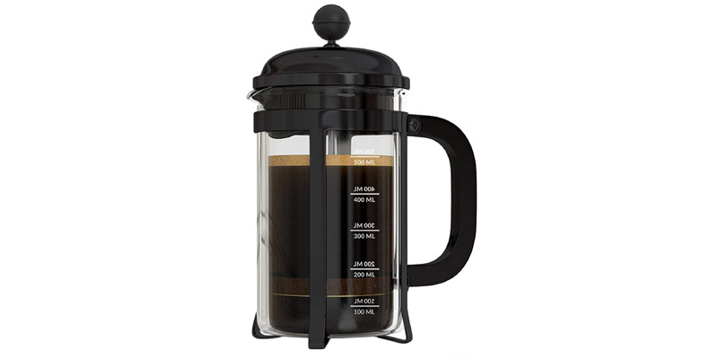 InstaCuppa French Press Coffee Maker | Best Espresso Machines in India | Best Coffee Maker In India