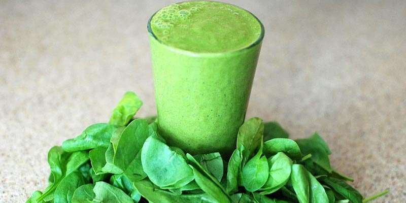 Iron In Spinach
