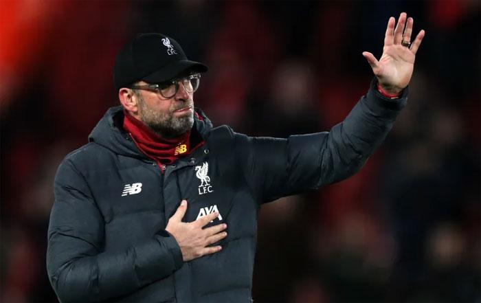 Jurgen Klopp's Liverpool FC becomes the English football champion