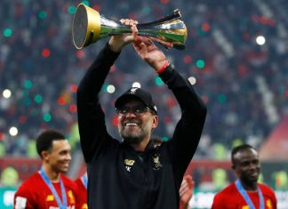 Liverpool becomes the English football champion