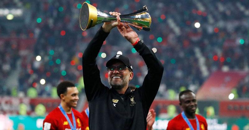 Liverpool becomes the English football champion