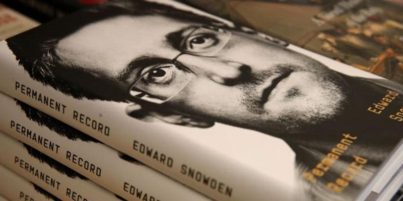 Permanent Record Edward Snowden