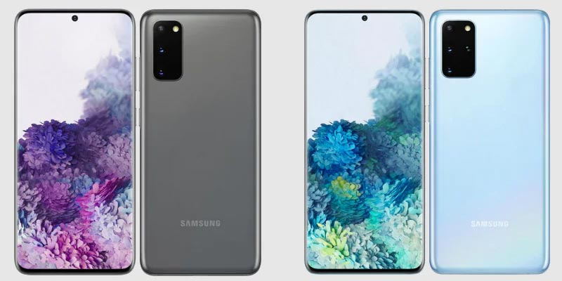 Samsung Galaxy S20+ | Fastest Android Smartphones
