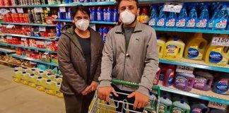 Shopping During Coronavirus Pandemic