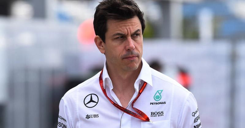 Toto Wolff Buys Stake In Struggling Williams Team