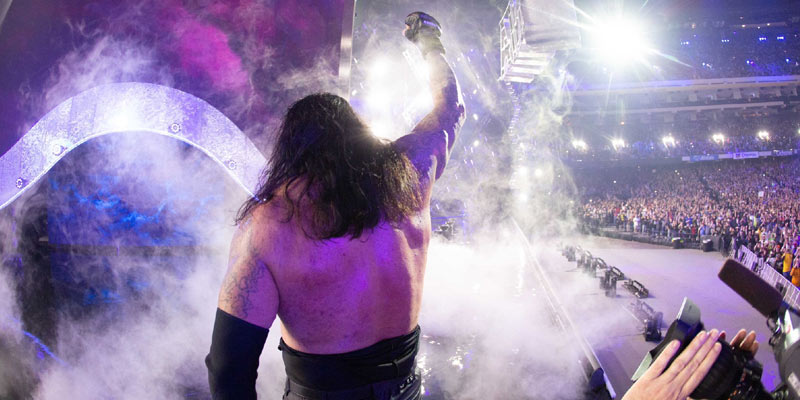 Undertaker Final Wrestle Mania Match