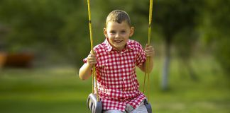 Why Don't Children get Sick on a Swing